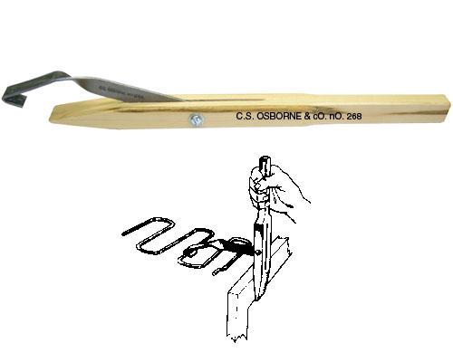 C.S Osborne #268 Lever Spring Stretcher